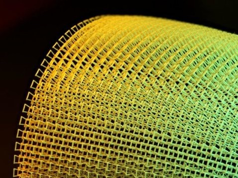 پرینت 3 بعدی مواد پیزو الکتریک