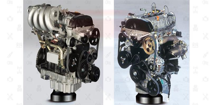 بررسی و دلایل برتری موتور EF7 نسبت به موتور XU7