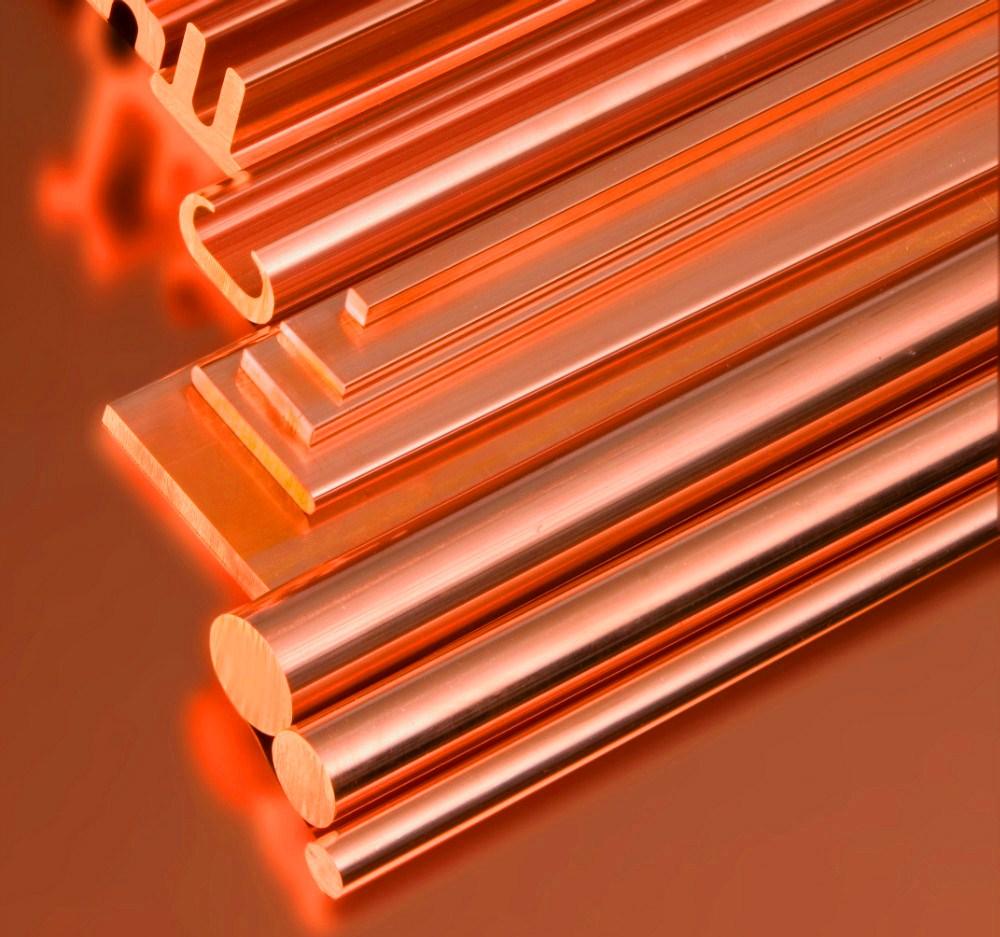 انواع فلزات صنعتی و کاربردشان در صنعت