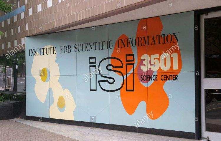 موسسه اطلاعات علمی (ISI ) چیست؟