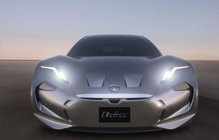 فیسکر اموشن Fisker EMotion رقیب خودروهای برقی تسلا