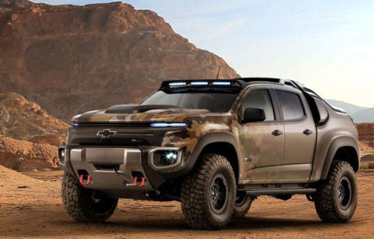جنرال موتورز خودروی نظامی با سوخت هیدروژن تولید میکند