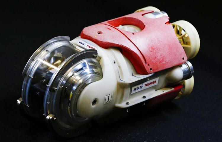 ربات شناگر سوخت ذوب شده در رآکتور فوکوشیما را کشف می کند