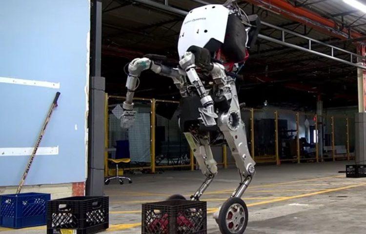 ربات انسان نمای هندل ؛ رباتی کارآمد از شرکت بوستون دینامیک