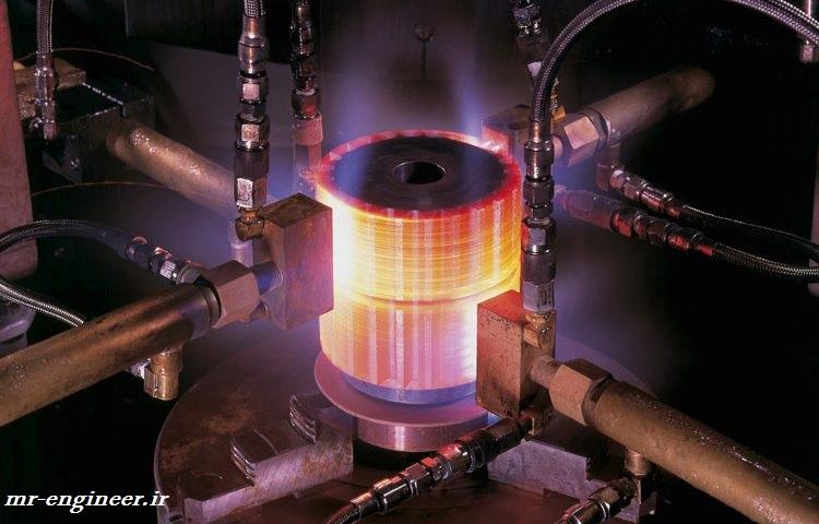 سخت کاری فلزات با عملیات حرارتی