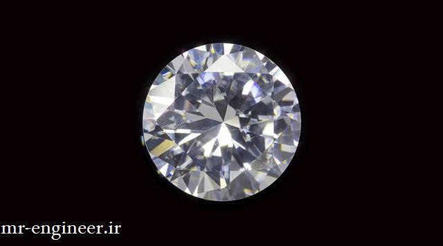 ابداع یک روش جدید برای خم کردن الماس