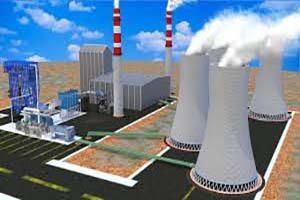 نیروگاه بخاری