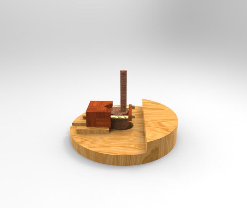 پروژه مدل سازی فیکسچر ماشین تراش برای لنگ تراشی