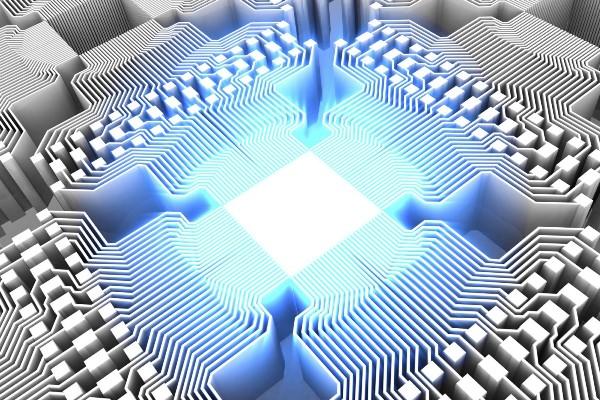 رقابت دو کامپیوتر کوانتومی