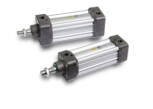 سیلندر پنوماتیکی Pneumatic cylinder